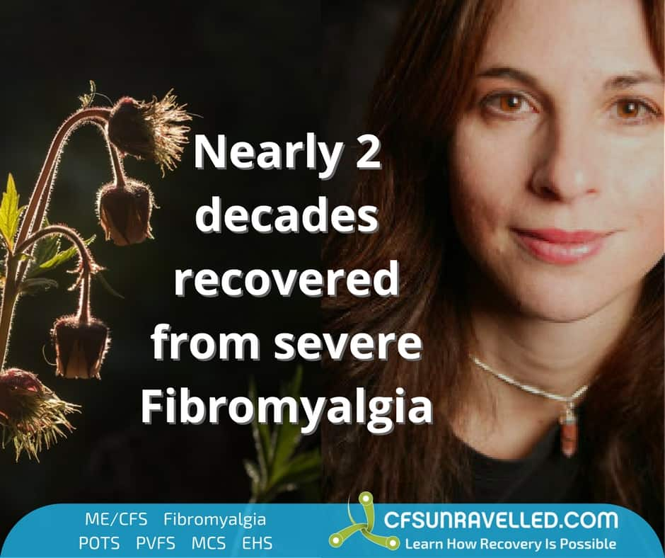 picture of Beth Terrence who is recovered from Fibromyalgia for 2 decades