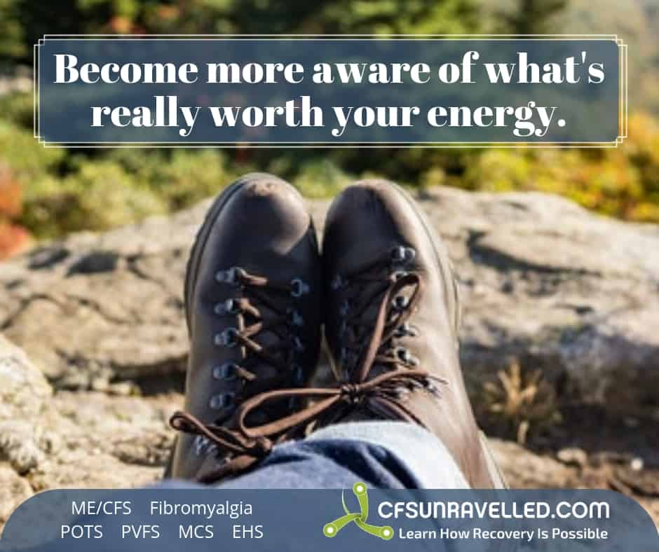 what is really worth your energy