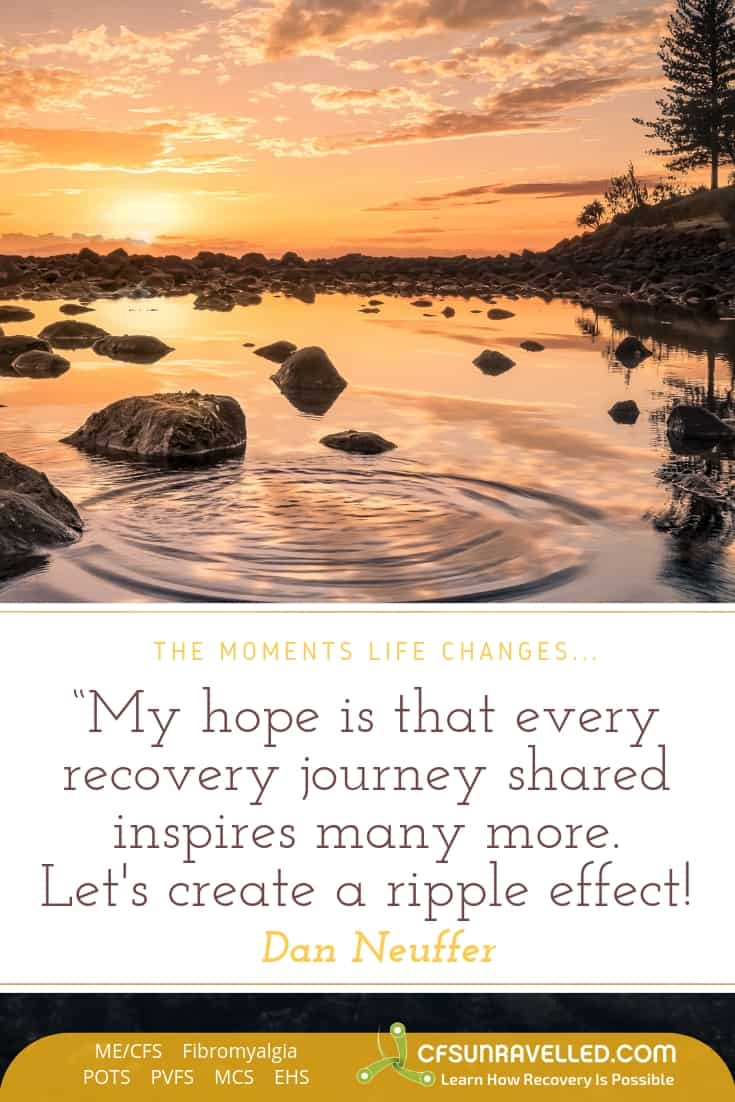 recovery is an inspiration