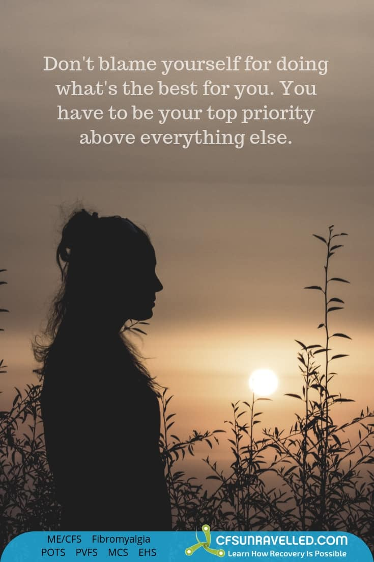 The greatest love of all is making yourself your top priority
