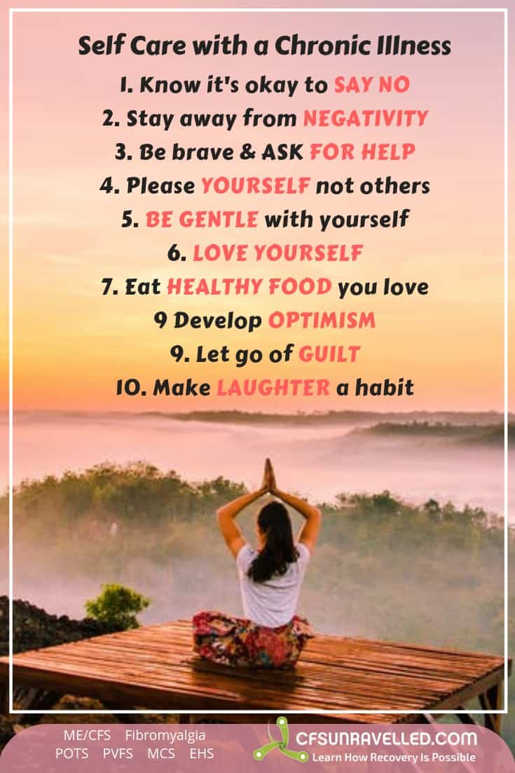 Ways to take better care of yourself