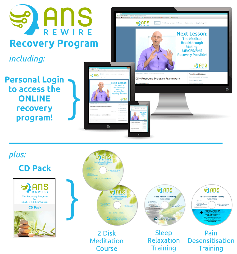 Contents of ANS REWIRE Recovery Program