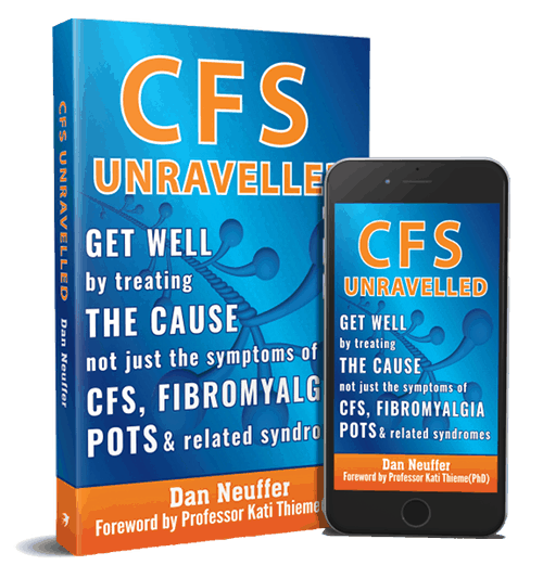 Book CFS Unravelled in paperback or e-book