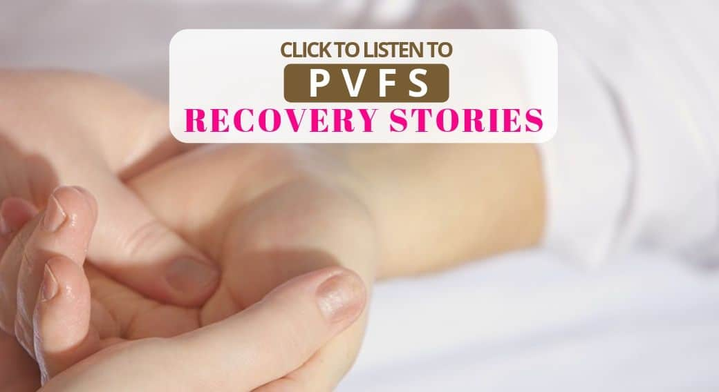 holding hands with PVFS recovery stories headline